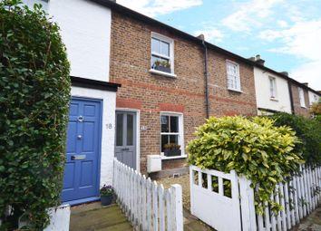 Thumbnail 2 bed terraced house for sale in St. Margarets Grove, St Margarets, Twickenham