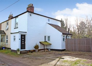 Thumbnail 3 bed end terrace house for sale in Marston Moor, Church Road, Earsham, Bungay