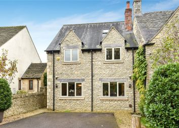 Thumbnail 3 bed terraced house for sale in Burton, Chippenham, Wiltshire