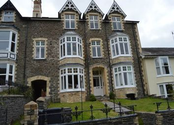 Thumbnail 2 bedroom flat to rent in Bryn Y Mor Road, Aberystwyth, Ceredigion