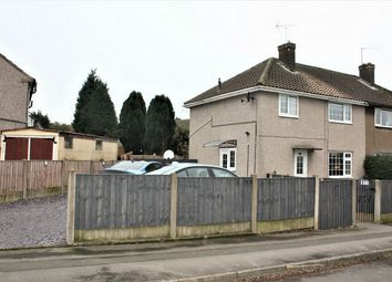 Thumbnail 3 bed semi-detached house for sale in Dove Croft, New Ollerton, Newark, Nottinghamshire
