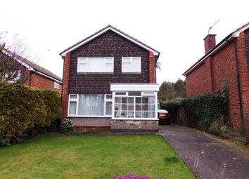 3 bed detached house for sale in Amanda Road, Glen Parva, Leicester, Leicestershire LE2