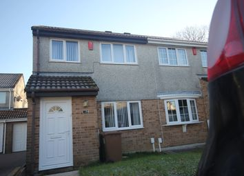 3 bed semi-detached house to rent in Rougemont Close, Higher Compton, Plymouth PL3