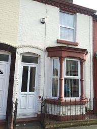 Thumbnail 2 bedroom terraced house to rent in Macdonald Street, Wavertree, Liverpool