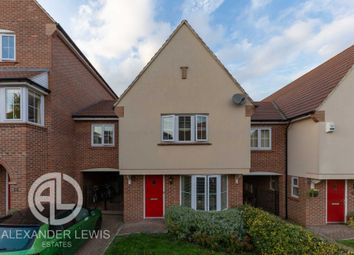 Thumbnail 4 bed link-detached house for sale in Lindsell Avenue, Letchworth Garden City