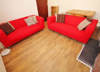 Thumbnail 4 bed terraced house to rent in Corporation Road, Bournemouth