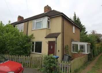 Thumbnail 3 bedroom end terrace house for sale in Clandon Avenue, Egham