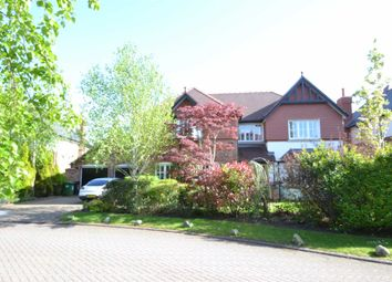 Thumbnail 4 bed detached house to rent in Knightsbridge Close, Wilmslow