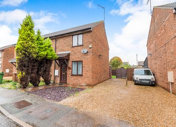 Thumbnail 2 bed end terrace house for sale in Payne Avenue, Wisbech
