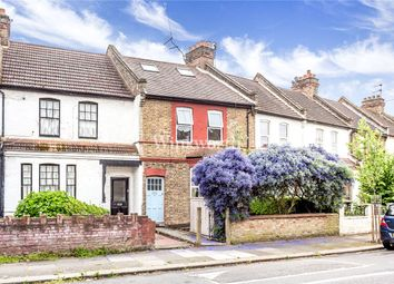 Thumbnail 3 bed terraced house for sale in Clarendon Road, Harringay, London