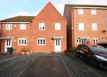 Thumbnail 3 bedroom semi-detached house for sale in Robins Corner, Evesham