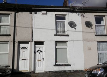 Thumbnail 2 bed property for sale in Lower Terrace, Cwmparc, Rhondda Cynon Taff.