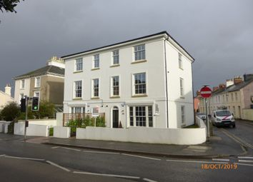 Thumbnail 2 bed flat to rent in Prospect Terrace, Newton Abbot