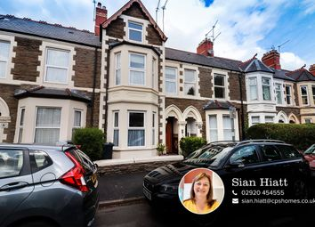 Thumbnail 5 bed terraced house for sale in Bangor Street, Roath, Cardiff