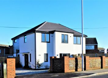 Thumbnail 4 bed detached house to rent in Ramsgate Road, Broadstairs, Kent