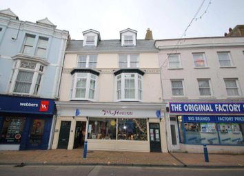 Thumbnail Retail premises for sale in High Street, Ilfracombe, Devon