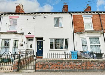 Thumbnail 2 bedroom terraced house for sale in St. Georges Road, Hull