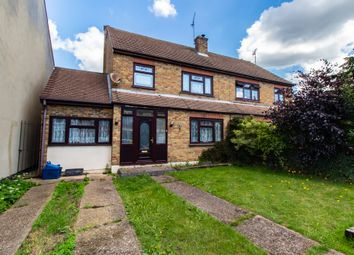 Thumbnail 3 bed semi-detached house for sale in Wimborne Road, Southend-On-Sea