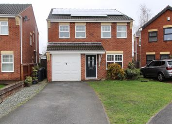 Thumbnail 4 bed detached house for sale in Cotterdale Gardens, Wombwell, Barnsley