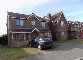Thumbnail 4 bed detached house for sale in Mariners Point, Port Talbot, Neath Port Talbot.