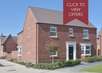 "Thumbnail 4 bed detached house for sale in ""Layton"" at Shrewsbury Court, Upwoods Road, Doveridge, Ashbourne"
