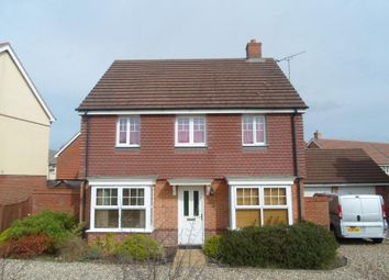 Thumbnail 4 bed detached house to rent in 20 Poethlyn Drive, Norwich, Norfolk