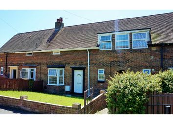 Thumbnail 3 bedroom terraced house for sale in Stratton Close, Portsmouth