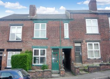 Thumbnail 3 bed terraced house for sale in Welby Place, Meersbrook, Sheffield