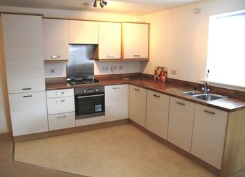Thumbnail 2 bed flat to rent in Aspen Way, Penyffordd, Chester