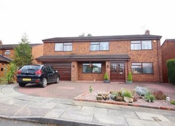 Thumbnail 4 bed detached house for sale in Calder Grange, Calderstones, Liverpool