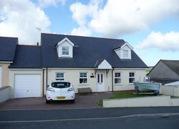 Thumbnail 4 bed detached bungalow for sale in Ty Dewi, Bryn Elfed, Fishguard, Pembrokeshire