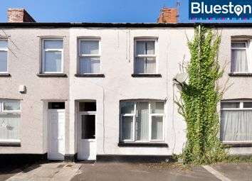 Thumbnail 2 bed terraced house for sale in Downing Street, Newport