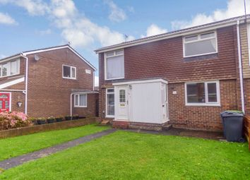 Thumbnail 2 bedroom flat to rent in Leicester Way, Jarrow
