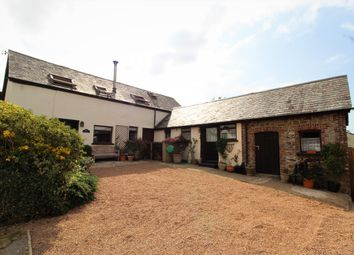 Petrockstow, Okehampton EX20. 4 bed barn conversion for sale