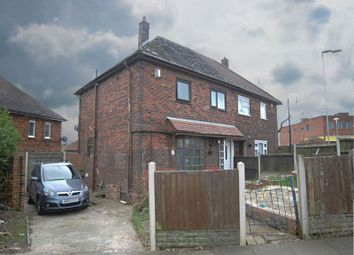 Thumbnail 3 bedroom semi-detached house for sale in Swaythling Grove, Bentilee, Stoke-On-Trent