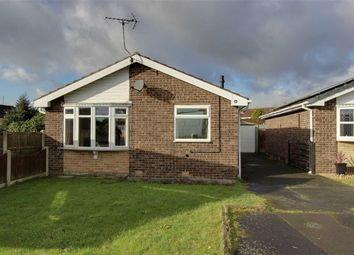 Thumbnail 2 bedroom detached bungalow for sale in Thoresby Avenue, Clowne, Chesterfield