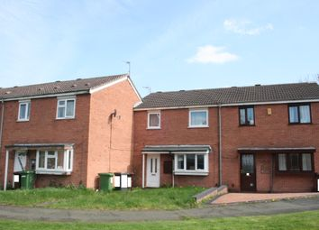 Thumbnail 2 bedroom terraced house to rent in Smallwood Road, Pendeford, Wolverhampton