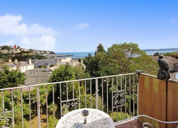 Thumbnail 2 bed flat for sale in Renowell Court Falkland Road, Torquay