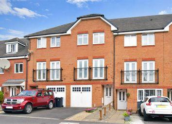 Thumbnail 4 bed town house for sale in Richmond Meech Drive, Kennington, Ashford, Kent