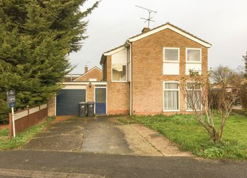 Thumbnail 3 bed detached house for sale in Parsonage Lane, Burwell, Cambridge