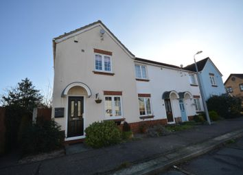 Thumbnail 2 bedroom end terrace house to rent in Dunoon Close, Braintree