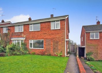 Thumbnail 3 bed semi-detached house to rent in Croft Road, Newent