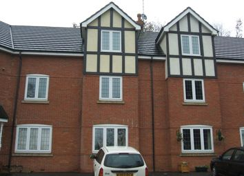 Thumbnail 2 bed flat to rent in Cavell Court, Blythe Bridge, Stoke-On-Trent