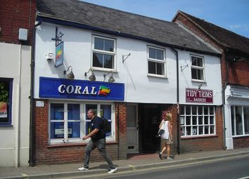 Thumbnail Retail premises for sale in High Street, Fordingbridge