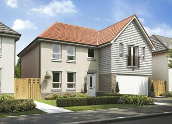 "Thumbnail 4 bedroom detached house for sale in ""Colville"" at East Calder, Livingston"