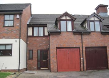Thumbnail 3 bed mews house to rent in Beaver Close, Pickmere, Knutsford, Cheshire