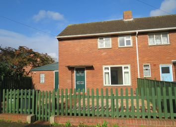 Thumbnail 2 bed property to rent in Blackthorn Crescent, Exeter
