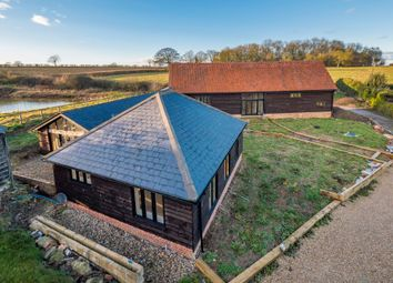 Thumbnail 4 bedroom barn conversion for sale in Hawstead, Bury St Edmunds, Suffolk