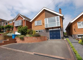 Thumbnail 3 bed detached house for sale in Redwood Road, Kinver, Stourbridge