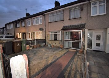 Thumbnail 3 bed terraced house to rent in Eastbrook Drive, Rush Green, Romford